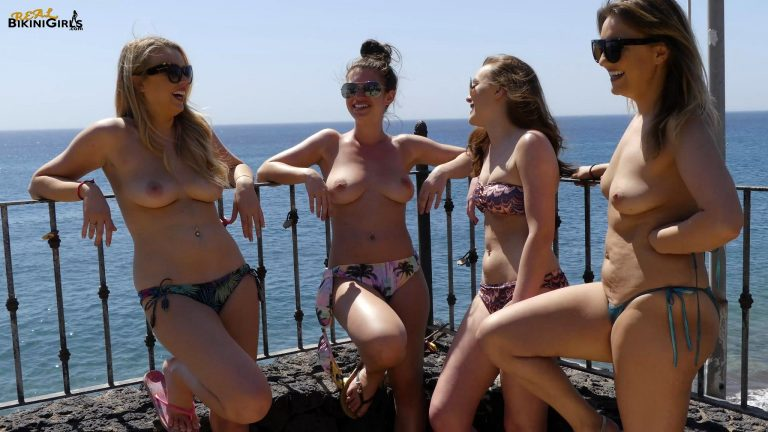 Drunk Girls Topless At The Beach Reality Kings 1