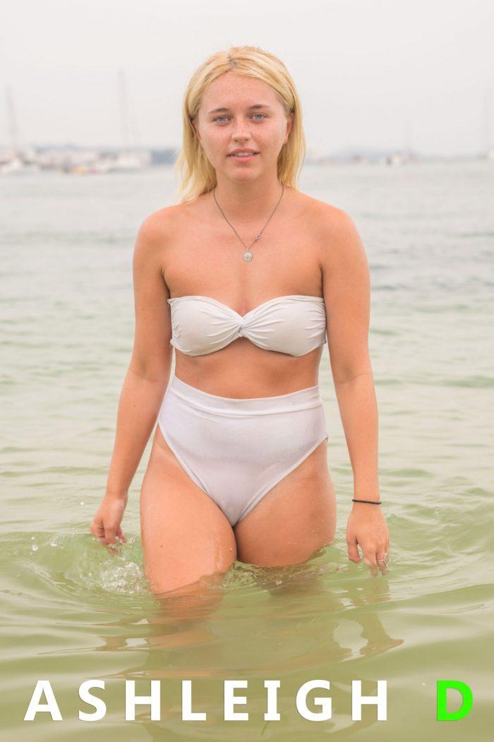 real girls in bikinis