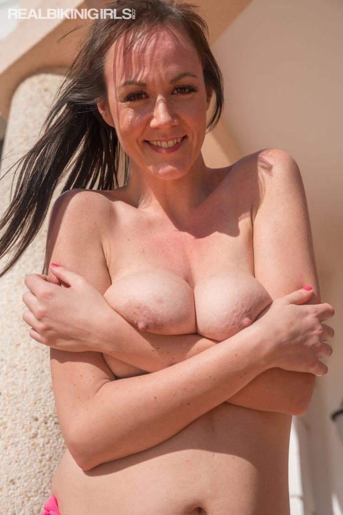 Elle L - Real Bikini Girls-6266