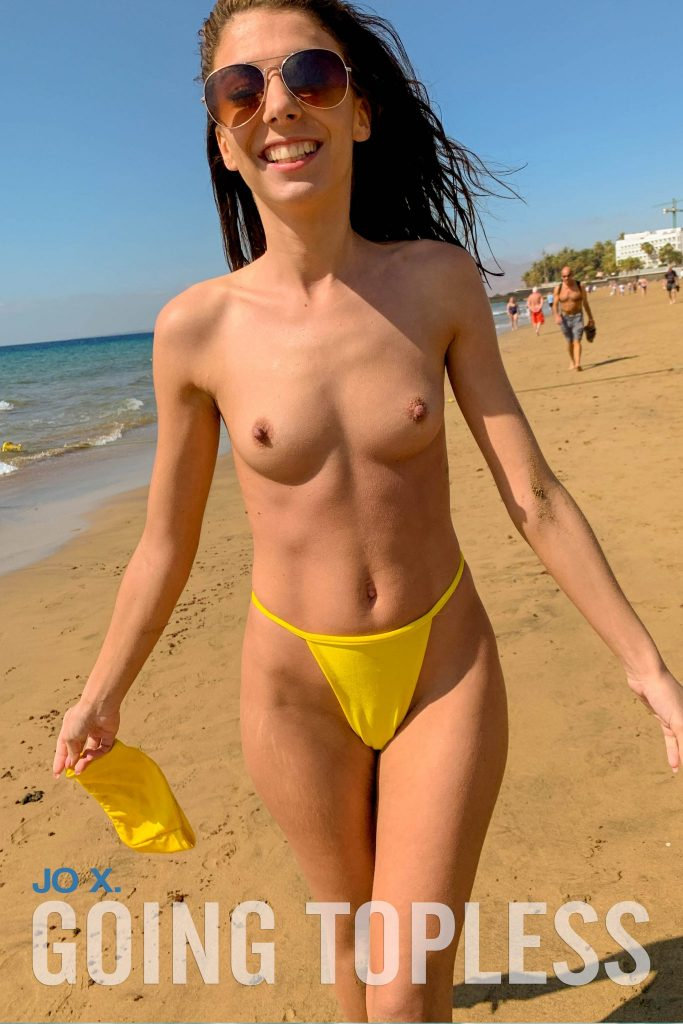 All age bikini models